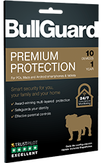 <span>BullGuard</span> Premium Protection